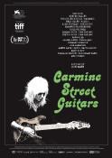 Carmine Street Guitars - Kinoplakat