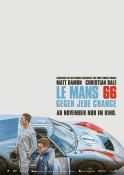 Le Mans 66 - Gegen jede Chance - Kinoplakat