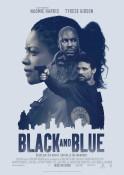 Filmplakat: Black and Blue