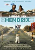 Smuggling Hendrix - Kinoplakat