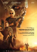 Terminator: Dark Fate - Kinoplakat