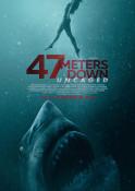 47 Meters Down: Uncaged - Kinoplakat