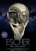 M.C. Escher - Reise in die Unendlichkeit (OV) - Kinoplakat