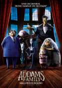 Die Addams Family (OV) - Kinoplakat