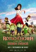 Filmplakat: Rotschühchen und die sieben Zwerge