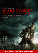 Filmplakat: Scary Stories to Tell in the Dark