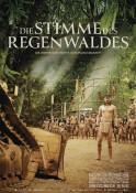 Die Stimme des Regenwaldes - Kinoplakat
