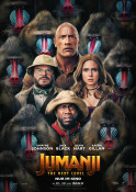 Jumanji: The Next Level - Kinoplakat