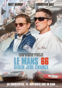 Le Mans 66 - Gegen jede Chance (OV) - Kinoplakat