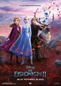 Die Eiskönigin 2 3D (OV) - Kinoplakat