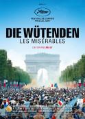 Die Wütenden - Les Misérables (2019) (OV) - Kinoplakat
