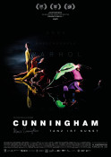 Cunningham (OV) - Kinoplakat