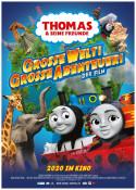 Thomas & seine Freunde - Große Welt! Große Abenteuer! - Kinoplakat