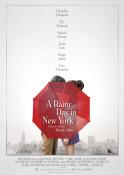 A rainy Day in New York - Kinoplakat
