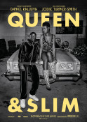 Filmplakat: Queen & Slim