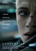 Underwater - Es ist erwacht - Kinoplakat