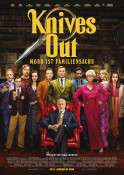 Knives Out - Mord ist Familiensache (OV) - Kinoplakat