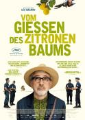 Vom Gießen des Zitronenbaums - Kinoplakat