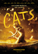 Cats (OV) - Kinoplakat
