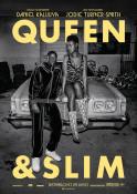 Queen & Slim (OV) - Kinoplakat