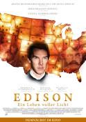 Edison - Ein Leben voller Licht (OV) - Kinoplakat
