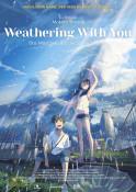 Weathering with You - Das Mädchen, das die Sonne berührte (OV) - Kinoplakat