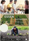Anders essen - Das Experiment - Kinoplakat