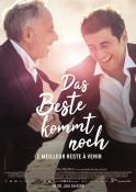 Das Beste kommt noch - Le Meilleur reste à venir - Kinoplakat