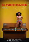 Klavierstunden (OV) - Kinoplakat