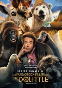 Die fantastische Reise des Dr. Dolittle (OV) - Kinoplakat