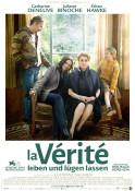 Filmplakat: La Vérité - Leben und lügen lassen