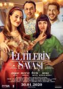 Eltilerin Savasi (OV) - Kinoplakat