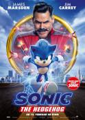 Sonic The Hedgehog (OV) - Kinoplakat