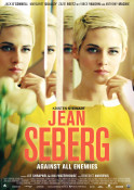 Jean Seberg - Against all Enemies (OV) - Kinoplakat