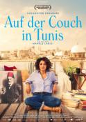 Auf der Couch in Tunis - Kinoplakat