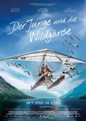 Filmplakat: Der Junge und die Wildgänse