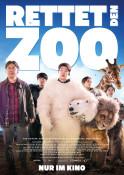Filmplakat: Rettet den Zoo