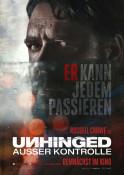Unhinged - Außer Kontrolle - Kinoplakat
