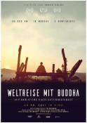 Filmplakat: Weltreise mit Buddha - Auf der Suche nach Glückseligkeit