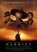 Filmplakat: Harriet - Der Weg in die Freiheit