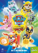 Paw Patrol: Mighty Pups - Kinoplakat