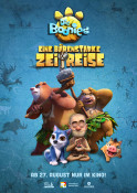 Filmplakat: Die Boonies - Eine bärenstarke Zeitreise