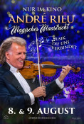 André Rieu: Magisches Maastricht - Musik, die uns verbindet - Kinoplakat