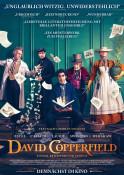 Filmplakat: David Copperfield - Einmal Reichtum und zurück