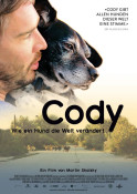 Cody - Wie ein Hund die Welt verändert - Kinoplakat