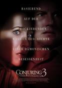 Filmplakat: Conjuring 3: Im Banne des Teufels
