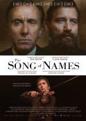 The Song of Names (OV) - Kinoplakat