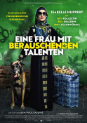 Eine Frau mit berauschenden Talenten (OV) - Kinoplakat