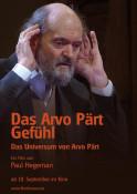 Filmplakat: Das Arvo Pärt Gefühl (OV)
