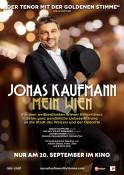 Filmplakat: Jonas Kaufmann: Mein Wien